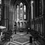 The Lady Chapel, Worcester Cathedral, UK