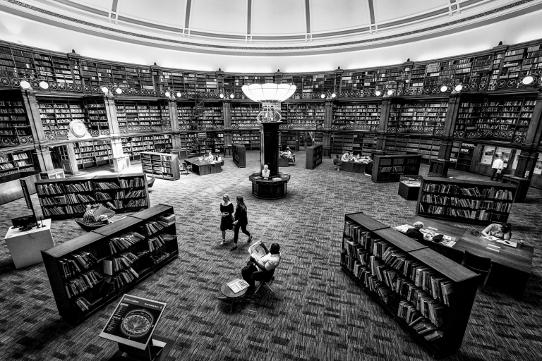 Picton Reading Room Liverpool Library