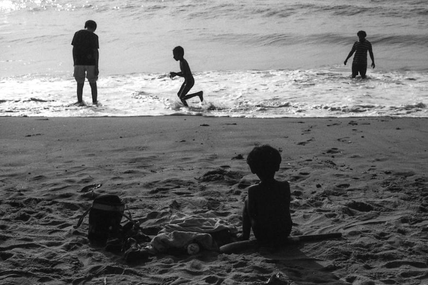 Marina - Kids Playing