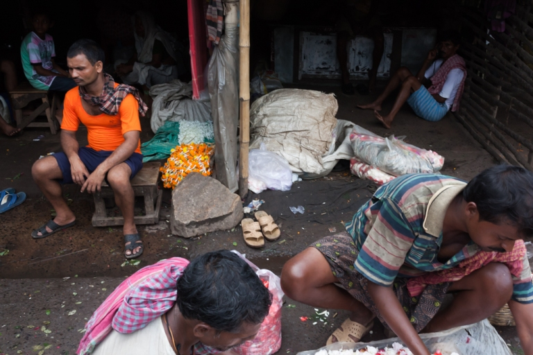 Kolkata - Flower Market