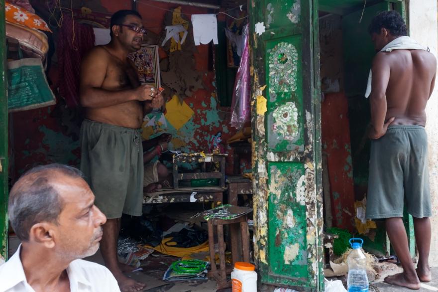 Kolkata - Kumortuli