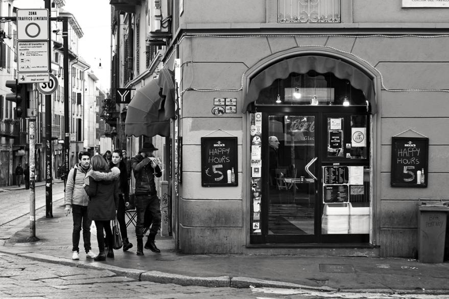 20160126-Chi ben comincia..., Milano, late Janaury 2016