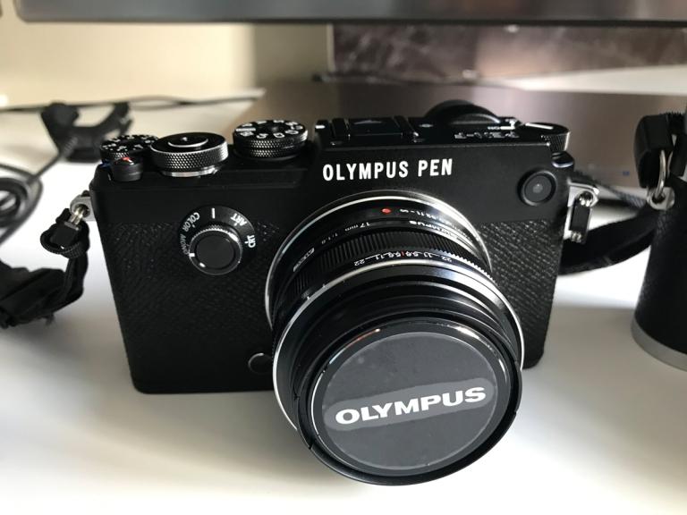 OlympusPenF