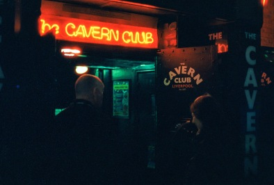 The Cavern entrance
