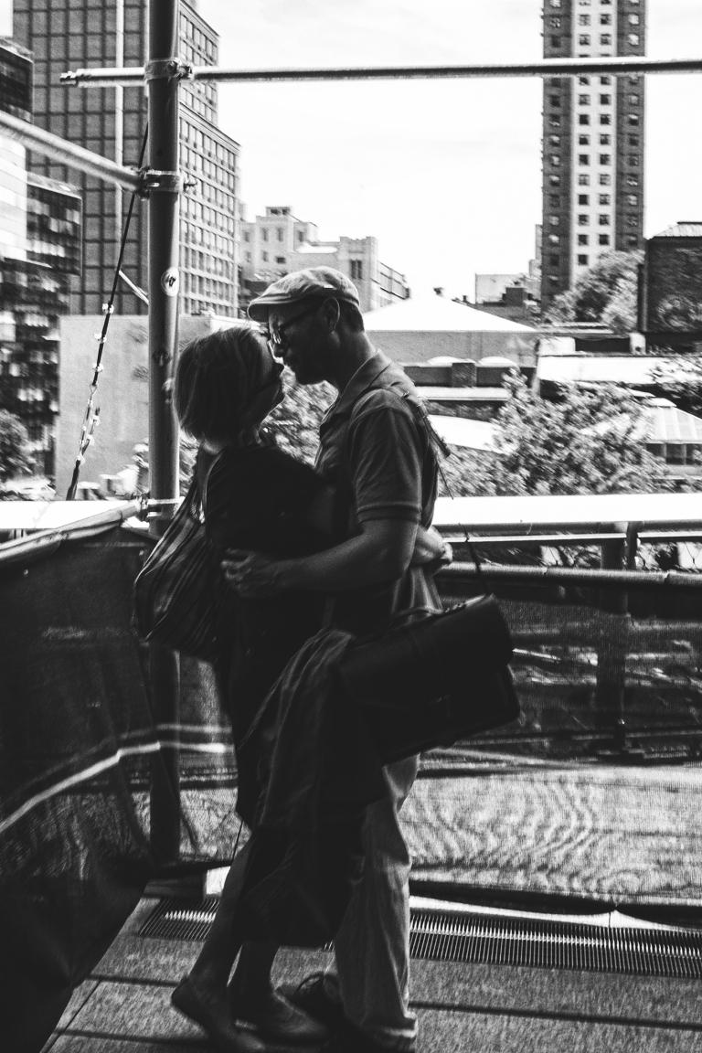 Highline Kiss